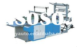 Computer Side-sealing Hot-cutting Bag Making Machine(double lines)