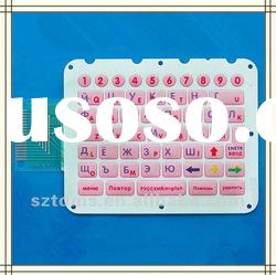 Digital Printing Membrane Keypad for Children's Game Player