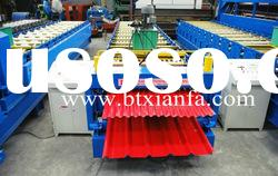 Double layer roof and wall panel roll forming machine XF1025/1036