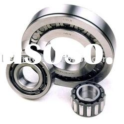 Double-row cylindrical roller bearings without inner ring ribs NNU Type