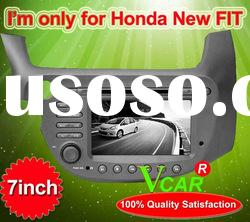 Dual Din Car DVD PC Player for HONDA NEW FIT