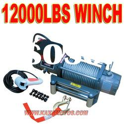 Electric Winch 12000LBS Power Winch