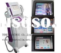 Elight+RF+yag Laser skin rejuvenation wrinkle removal tattoo removal skin lifting beauty equipment