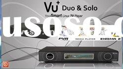 Enigma 2 dual tuner Linux receiver VU plus Duo Vu+ hd