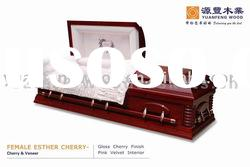 FEMALE ESTHER CHERRY funeral product
