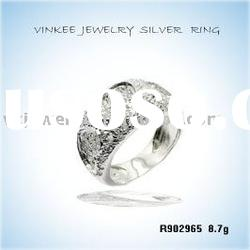 Fashion Jewelry 925 Silver Ring R902965