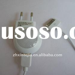 For Nokia usb mobile phone charger with led night lamp