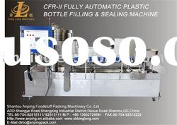 Fully Automatic Plastic Bottle Filling & Sealing Machine