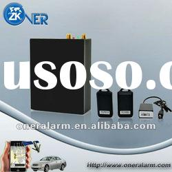GPS GSM Car Tracker with Fuel cacultaion and remote control and voice communication