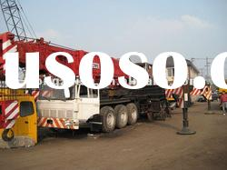 GROVE 100T used truck crane for sale in shanghai