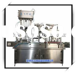GX-8L automatic filling and capping machine