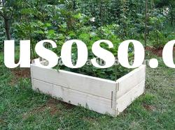 Garden Planters, Wooden Flower Planter Boxes