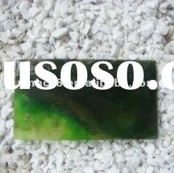 Green glass outside wall decorative tile