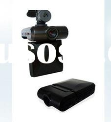 HD 720P Car DVR Video Recorder Camera with Remote Control