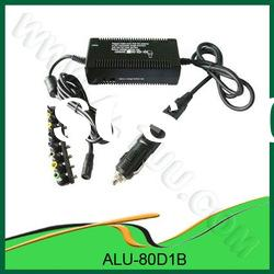 High Quality DC 80W Universal Laptop Adapter