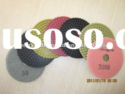 High-quality Diamond wet flexible polishing pad
