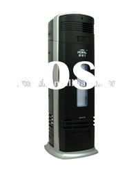 Home air purifier with activated carbon filter