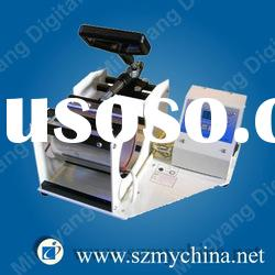 Horizontal digital mug heat press machine with CE