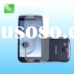 Hot Sale Cheap Super Clear Screen Protector for Samsung Galaxy S3 I9300 Fast Delivery