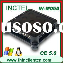 IN-M05A WiFi Office Station supports Microsoft Windows CE 5.0 Operating System