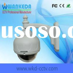 IR Cut Sony ccd 36x zoom cctv camera, high performance of DSP for inside outside places