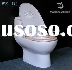 Intelligent heated toilet seat