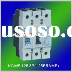KFWF 125# 3P WITH LOCK Moulded case circuit breakers/mccb/electric supply