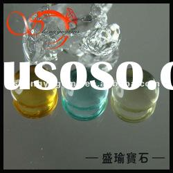 Kawaii Colored Glass Crystal Craft Gemstones Bead