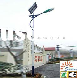 LED solar energy courtyard lamp(CSSTY-706)
