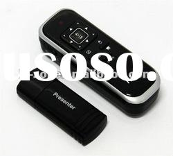 Laser pointer with usb memory and Remote Control ,360 degree soft-mouse