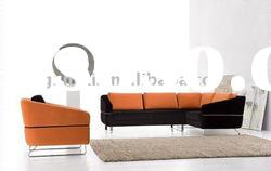 Living room sofa set chesterfield leather sofa bed
