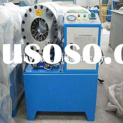 Lowest price DSG-51 Crimping and peeling High pressure hose crimping machine