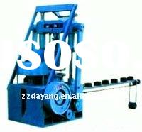 Manufactirer production directly! Rice husk briquette machine