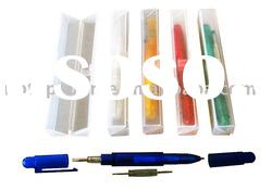 NEW Design PL1060 Plastic Ball pen with screwdriver