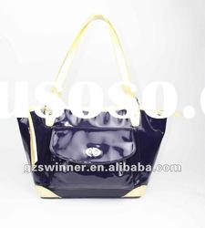 New Arrival- Fashion latest ladies handbags-candy-colored