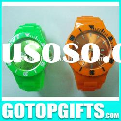 New Plastic Jelly Quartz Watch Watches ODM Fashion With Removable Band