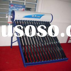 Newly-design Nonpressure solar water heater (best sell)