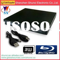 Notebook AD-5560A DVD Writer Dual Layer 8x Black External usb blu-ray dvd writer