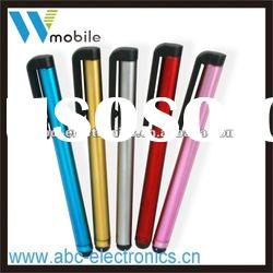 OEM wholesale capacitive Touch screen Pen for Apple iphone 3G/3GS/4G/4GS/iPad/iPad 2/New iPad/iPod