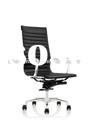 Orcco 2012 OEM newly high back leather steel office chair OC-K8210A