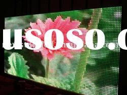 Outdoor LED Video Screen for Advertising