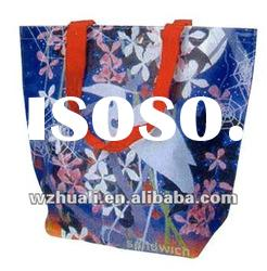 PP Laminated Non Woven Shopper Bag For Promotion