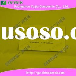 PVC Self Adhesive Sticker for Headlight Golden Yellow 3 Layers with Protective film
