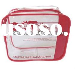 PVC cosmetic bag zipper cosmetic bag