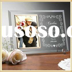 Personalized Glass Picture Frame Photo Frame For Home Decoration