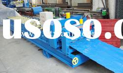 Popular Glazed tile metal sheet roll forming machine XF768