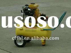 Portable Engine Direct driven air compressor
