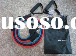 Pro resistance fitness bands/ ankle latex resistance bands (model 505)