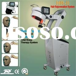 Professional hair loss treatment laser helpful for hair fast grow HR-II (with CE Certificate)