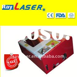 RL40GU mini laser engraving machine -CO2 -mini Laser cutter